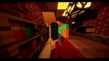 Minecraft sexo loucura no porno online